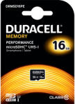 Duracell MicroSDHC 16GB Class 10 DRMSD16PE