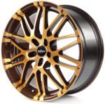 Oxigin 14 Oxrock Brown Gold Polish 5/120 22x10 ET20