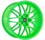 Oxigin 14 Oxrock Neon Green 5/120 22x10 ET20