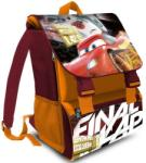 Verdák Disney Verdák, Cars iskolatáska, táska 41cm