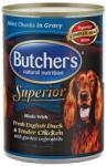 Butcher's Superior - Duck, Chicken & Vegetables 400g