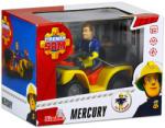 Simba Toys Sam, a tűzoltó - Mercury Quad figurával