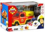 Simba Sam, a tűzoltó - Vénusz tűzoltóautó (figurával)