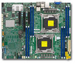 Supermicro MBD-X10DRL-iT Placa de baza