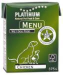 PLATINUM Menu - Chicken 375g