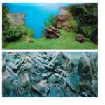 Juwel Aquarium Háttér akváriumba AMANO/ROCK S - 60x30cm JUWEL AQUARIUM