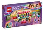 LEGO Friends - Vidámparki hotdog árusító kocsi (41129)