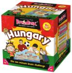 The Green Board Game BrainBox - Hungary angolul