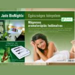 JADE BioNights - Mágneses aromaterápiás fedőmatrac