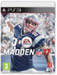 Electronic Arts Madden NFL 17 (PS3) Játékprogram
