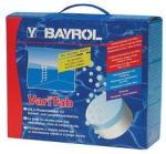 BAYROL Varitab, 5, 4 kg, gyors és lassú klór egyben (UV-BVARI54)