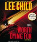 Random House Audio Lee Child: Worth Dying For - Audio Book (5CDs)