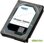 Hitachi Ultrastar 7K6000 2TB 128MB 7200rpm SAS HUS726020ALA610 0F23092