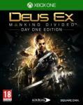Square Enix Deus Ex Mankind Divided [Day One Edition] (Xbox One) Játékprogram