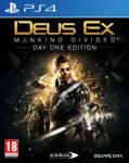 Square Enix Deus Ex Mankind Divided [Day One Edition] (PS4) Játékprogram