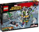 LEGO Marvel Super Heroes - Pókember - Doc Ock csápcsapdája (76059)