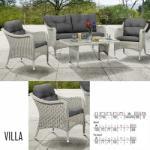 Ferrocom Villa kültéri ülőgarnitúra