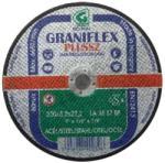 Granit GRANIFLEX Plussz 1A vágókorong acélokhoz 230 x 2, 5 x 2, 22 (40035)