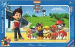 Ravensburger Mancs őrjárat 15 db-os keretes puzzle (06124)