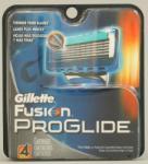 Gillette Fusion ProGlide borotvabetét (4db)