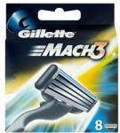 Gillette Mach3 borotvabetét (8db)