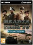 Paradox Hearts of Iron IV [Colonel Edition] (PC) Játékprogram
