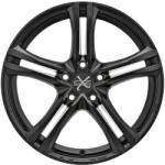 OZ X5B Matt Black CB0 5/112 16x7 ET35
