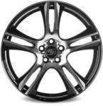 MSW 11 Gloss Black Full Polished CB57.06 4/100 16x7 ET37