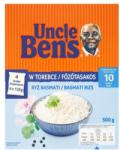 Uncle Ben's Főzőtasakos basmati rizs (4x125g)