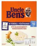 Uncle Ben's Főzőtasakos hosszúszemű rizs (4x125g)