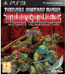 Activision Teenage Mutant Ninja Turtles Mutants in Manhattan (PS3)