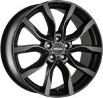 Mak Highlands Matt Black CB76 5/114.3 20x9.5 ET45