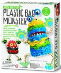 Green Science Készíts műanyag zacskó szörnyet