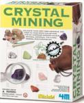 Green Science Kristály bányászat játék