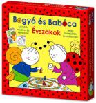 Keller&Mayer Bogyó şi Babóca: Anotimpurile - joc de societate în lb. maghiară (KM-713359) Joc de societate