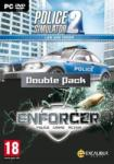 Excalibur Law and Order Double Pack: Enforcer + Police Simulator 2 (PC) Software - jocuri
