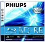 Philips BD-RE25 25Gb 2x újraírható Blu-Ray lemez (DPHBE25) - bestbyte