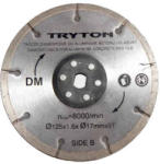 TRYTON (5903755055934) Accesoriu Tpd860k - Disc Diamantat - pcone Disc de taiere