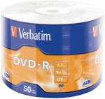 Verbatim (43788) DVD-R 16x, 4.7 GB, 50 bucati - pcone