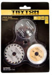 TRYTON (5903755055897) Accesoriu Tpw500k - Disc Metal/lemn/diamantat, 3p - pcone Disc de taiere