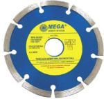 MEGA (5903755865151) Disc Diamantat Segmentat 115mm - pcone Disc de taiere