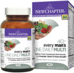 New Chapter Every Man's One Daily 40+ Multi tabletta- 72 db