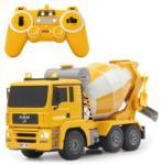 Jamara Toys MAN betonkeverő teherautó 1/20