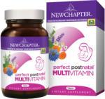 New Chapter Perfect Postnatal Multivitamin kapszula szoptatós anyukáknak - 192 db