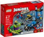 LEGO Juniors - Batman és Superman Lex Luthor ellen (10724)