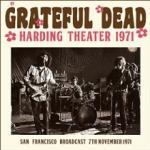 Grateful Dead Harding Theater 1971