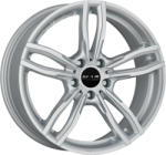 Mak Luft Silver CB66.6 5/112 18x8 ET57