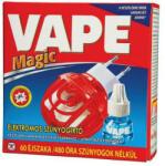 VAPE Magic elektromos készülék és szúnyogirtó folyadék