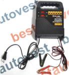 Breckner Germany Incarcator baterie auto 6V/12V 2-12A redresor cu led de incarcare a bateriei Breckner - BIT-BK87703 (BIT-BK87703)
