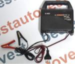 Breckner Germany Incarcator baterie 12V 4A cu led de incarcare a bateriei Breckner - BIT-BK87700 (BIT-BK87700)